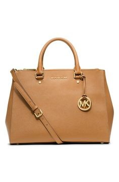 The perfect brown satchel