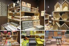 Une boutique Søstrene Grene ouvre aujourd'hui en région parisienne ! A découvrir ici en cliquant sur l'image Photo ©Blog Joli Place | Droits réservés