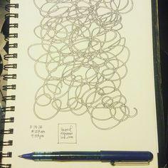 ink sketchbook drawing #sketchbook #drawings #WIP