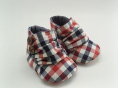 no 073 Jaden Baby Sneakers PDF Pattern di sewingwithme1 su Etsy