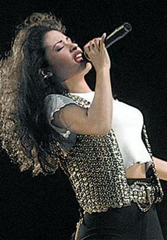 Selena looking awesome on stage...