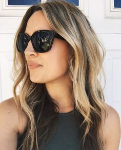 I do a natural highlight in foils alternating 2 colors. One is a bleach… Wash Out Hair Color, Short Girl Fashion, Redken Hair Products, Hair Color Formulas, Blonde Ombre, Blonde Ends, Blonde Hair, Hair A, Pretty Hairstyles