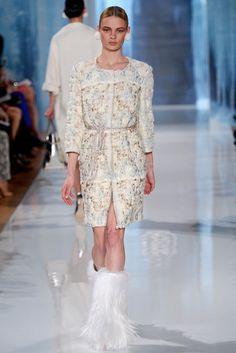 Valentin Yudashkin Fall 2013 Ready-to-Wear Fashion Show
