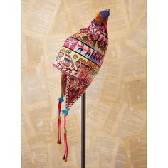 Free People Vintage Bolivian Woven Hat and other apparel, accessories and trends. Browse and shop 2 related looks.