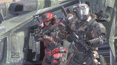 Ready for war  #halo #spartan #xbox #videogames