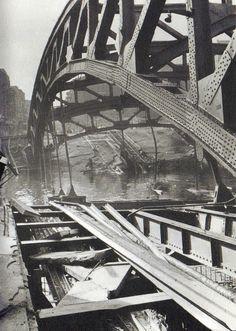 Friedrich Seidenstücker, Berlin, Jannowitzbrücke, 1949.