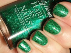 Polished Claws Up!: June 2014 Sally Hansen Hard As Nails Shimmer