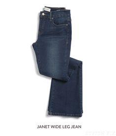 Stitch Fix Janet Leg Jean