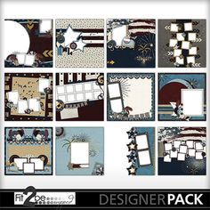 Enjoy these high quality designs by #Fit2beScrapped @MyMemoreis.com #DIgital #Creative #scrapbook #Craft #My Country Tis of Thee QPs