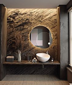 elegant modern bathroom design for luxury style 7 elegant modern bathroom design for luxury style 7 - censiblehome Hotel Bathroom Design, Restroom Design, Modern Bathroom Design, Modern Design, Luxury Hotel Bathroom, Wc Design, Bathroom Goals, Modern Luxury, Bathroom Inspiration