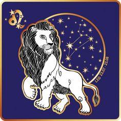 lion par Tatiana Kost