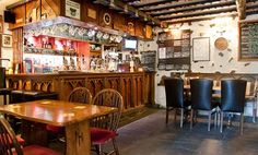 The Watermill Inn, Ings, Cumbria