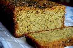 ola domowa: Mój własny chleb bezglutenowy