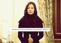 She is! Boys Over Flowers.