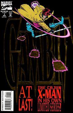 Gambit Vol. 1 - 5 + Extra – GetComics