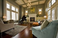 Craftsman meets contemporary. By Begrand Fast Design Inc.