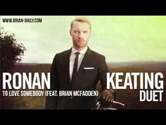 RONAN KEATING - To Love Somebody