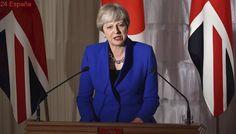 """May planea cerrar la puerta a los inmigrantes europeos """"poco cualificados"""""""