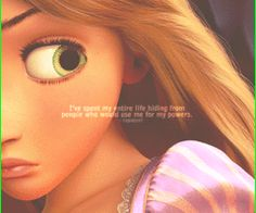 From Disney's Tangled