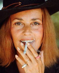 everyday_i_show: photos by Terry O'Neill - Jeanne Moreau