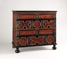 Colonial Salem, Massachusetts, Chest of Drawers