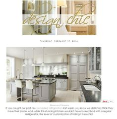 Things we love: bespoke kitchens, featuring Martin Moore & Company martinmoore.com http://www.mydesignchic.com/2014/02/things-we-love-bespoke-kitchens.html