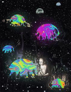 Psychedelic GIFs - Community - Google+