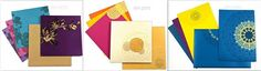 Get vividness of Indian Weddings in your card by selecting these colorful cards. http://www.indianweddingcard.in/