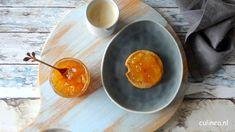 Buddha vingers marmelade - Culinea.nl; Buddha, Scones, Grapefruit, Eggs, Breakfast, Desserts, Food, Marmalade, Chef Recipes