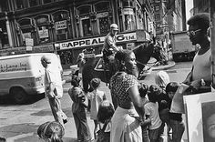 Coffee and Workprints: A Workshop with Garry Winogrand