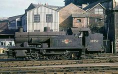 BR (Southern) Maunsell Z class Southern Trains, Steam Trains Uk, Diesel, Heritage Railway, Steam Railway, Southern Railways, Old Trains, British Rail, Train Pictures