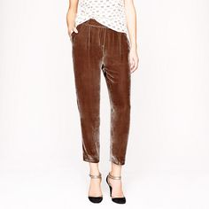 Dear J. Crew, please make these in forest green, thank you. Sincerely, a loyal customer.