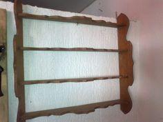 (only Wood) Prateleira Antiga De Banheiro Maciça - R$ 140,00 no MercadoLivre