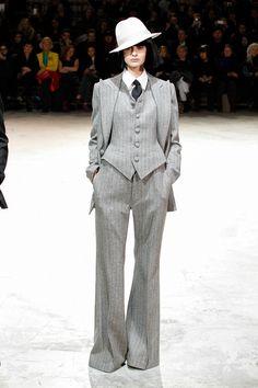 [No.36/42] Yohji Yamamoto 2013~14秋冬コレクション | Fashionsnap.com