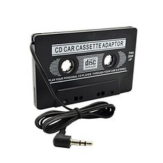 Play X Store® Universal Car Audio Cassette Adapter Car Connecting for Apple,ipod,mp3,samsung Black PLAY X STORE http://www.amazon.com/dp/B00R5ZE4UU/ref=cm_sw_r_pi_dp_njzmwb029VTEC