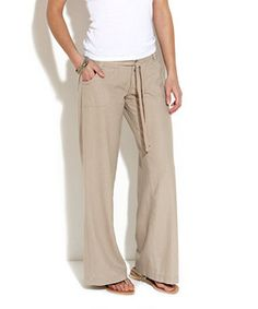 Linen Trousers £19.99 These look so comfy!
