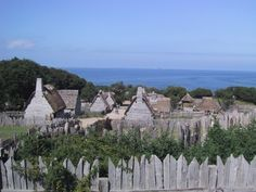 There's no better place than Plimouth Plantation in Plymouth, Massach