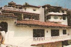 Casa Kimberley (1960s-1990)  Originally leasing Casa Kimberley (named after a former inhabitant), a white stucco villa in the Gringo Gulch area of Puerto Vallarta, the Burtons were so taken by the property that they eventually purchased it for $40,000. Once a small fishing village, Puerto Vallarta became a world-class destination after Elizabeth Taylor and Richard Burton made it their home.