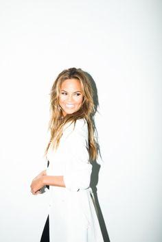 Chrissy Teigen in XOXO - The Coveteur #XOXO #XOXOFashion