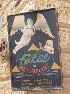 """Fatal Restaurant"", spotted in Turkey"