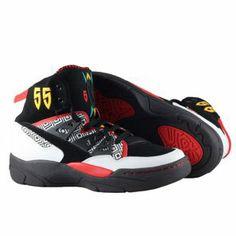 Adidas - Mutombo Shoes Run White/Black/Lgtsca
