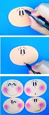 What better way to work on scissors skills than to make a wonderful scissor skills jellyfish craft. Foam Crafts, Paper Crafts, Diy Crafts For Kids, Arts And Crafts, Doll Face Paint, Snowman Faces, Handbag Patterns, Ornaments Design, Doll Eyes