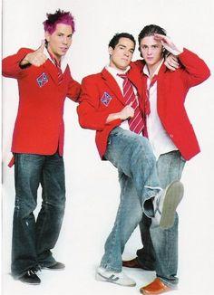 Giovani,Miguel e Diego - RBD ❤