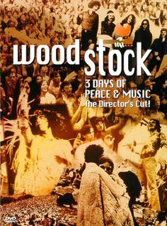 Woodstock... een prachtig tijdsdocument over het beroemde festival in 1969. Super muziek, prachtige sfeerbeelden en de relaxte sfeer is duidelijk voelbaar. Moet je gezien hebben !  (Onlangs de musicalversie gezien, was ook geweldig !)