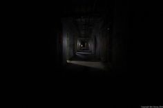Light painting in a dark hallway of an abandoned building. Dark Hallway, Abandoned Buildings, Light Painting, Photography, Photograph, Fotografie, Fotografia, Photoshoot