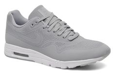 Nike Wmns Air Max 1 Ultra Moire Trainers in Grey at Sarenza.co.uk (225618)