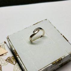 173 mm Ring Silber 925 Kristalle elegant SR873
