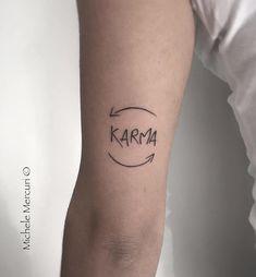 • Odore di KARMA nell'Aria • #tattoo #tattoos #tattoolover #tattooart #tattooartist #tattooidea #smalltattoo #karmatattoo #finelinetattoo…