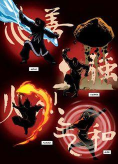 Fainal Cot: Avatar, The Last Airbender (Avatar, La Leyenda de Aang)
