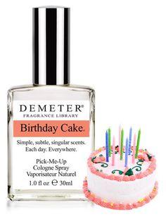Demeter Birthday Cake